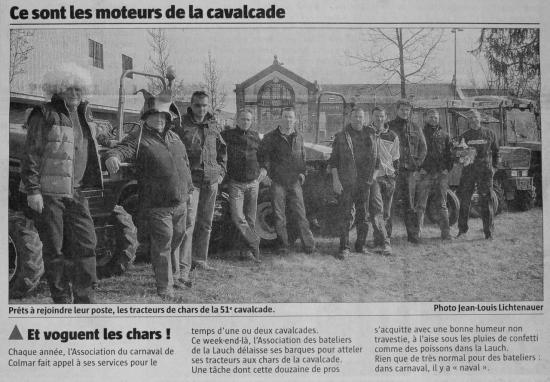 Article de L'Alsace-Les bateliers de la Lauch et la Cavalcade de Colmar.jpg